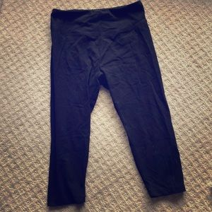 Marika magic black workout capris